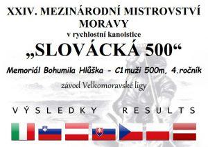SLOVÁCKÁ 500